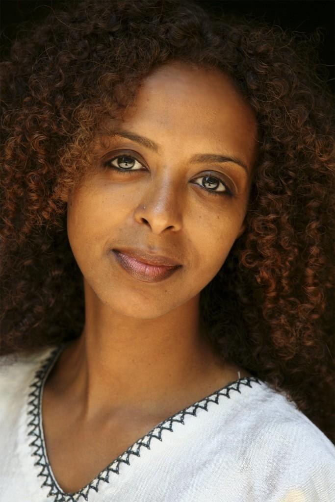 Ethiopian-born novelist MaaZa Mengiste